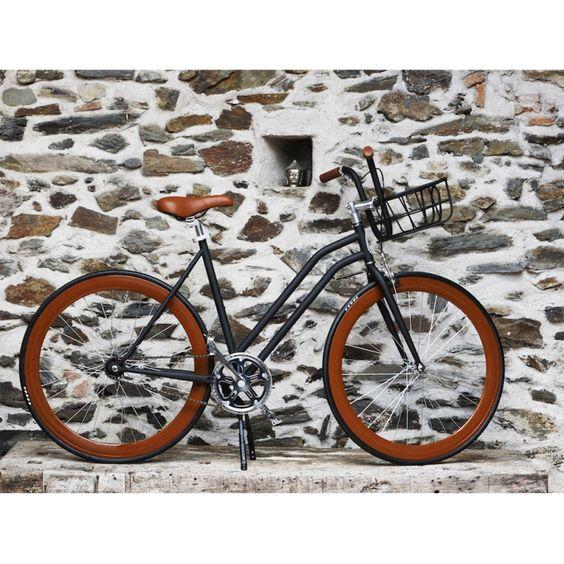 Vélo fixie SAUSALITO