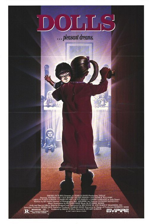 Dolls (1987) This movie was fun to watch and loved the story line.
