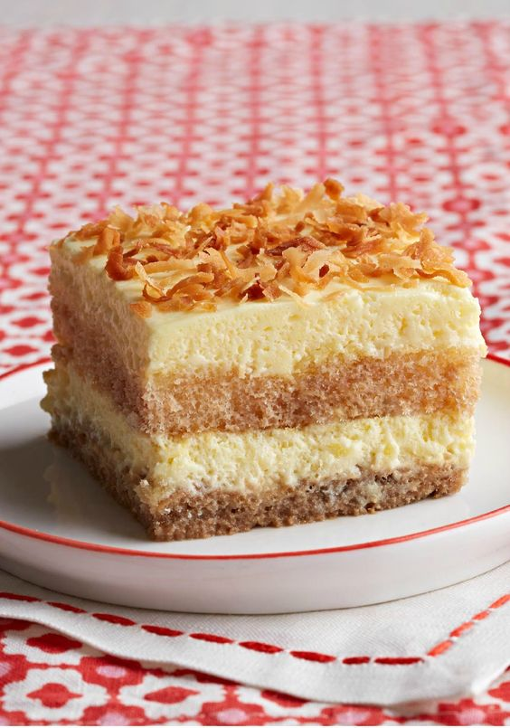 Coconut Tiramisu – What do you get when you cross creamy tiramisu ...