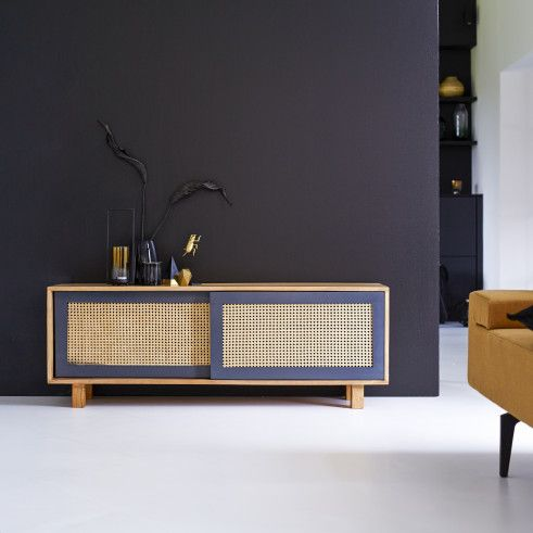 Meuble Tv En Manguier 140 Rafael In 2019 Tv Cabinets Cabinet