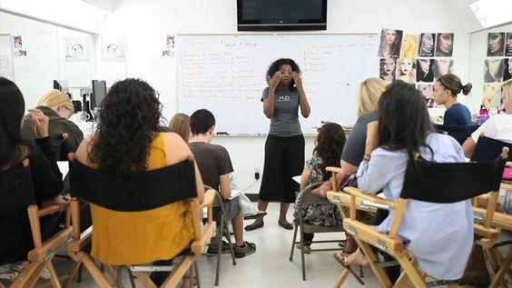 Make-up Designory Schools and Cosmetics