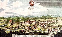 Lambach Abbey Library, Lambach, Austria. http://www.stift-lambach.at/