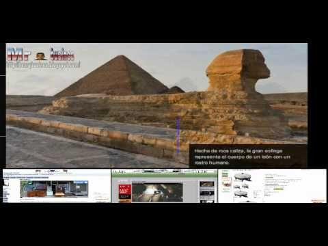 Fotógrafo ruso toma fotos prohibidas de las pirámides de Egipto