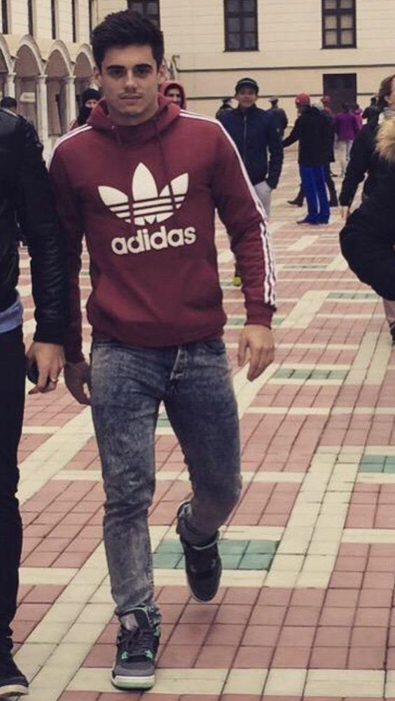 Chris Mears Adidas