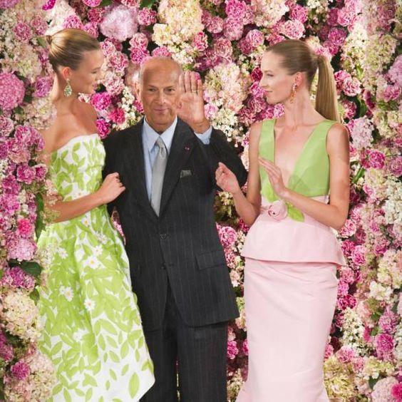 Plus Size / toutes tailles / Alteration Fashion Couture sur-Mesure Qc. Triste nouvelle pour le monde de la mode : le légendaire couturier Oscar de la Renta est décédé
