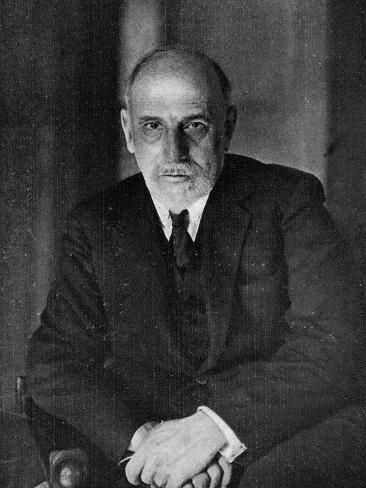 Photographic Print: Luigi Pirandello : 24x18in
