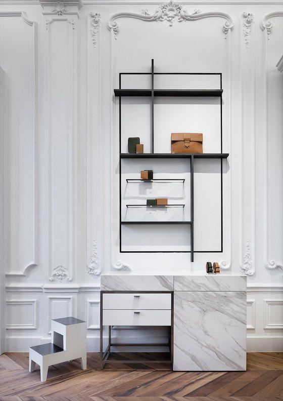 Delvaux Le 27 Shop Interiors Classic Furniture Design Luxury Furniture