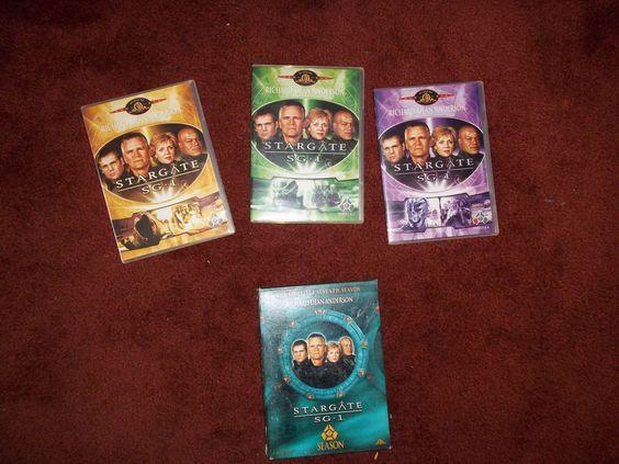 Stargate SG-1 Season 7 DVD Set
