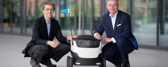 Zustellung per Roboter: Pilottest von Hermes und Starship in Hamburg - http://aaja.de/2bdRppi