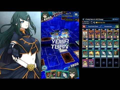 Budget Deck 8000 Assessment Point Farming Carly Carmine Lv 40 In