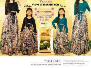 Detail Produk Untuk Baju Couple Muslim Ibu Dan Anak Cp