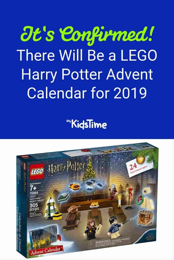 It S Confirmed There Will Be A 2019 Lego Harry Potter Advent Calendar Harry Potter Advent Calendar Lego Harry Potter Harry Potter Lego Sets