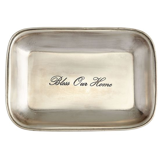 Bless Our Home Tray - NEW