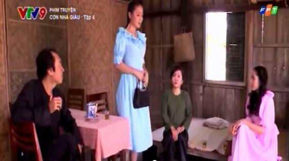 Bà Nho xắp xếp chọn gia đình môn đăng hậu đối cho cậu Trí trong Con nhà giàu tập 5
