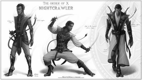 The Order of X - Nightcrawler by NateHallinanArt.deviantart.com on @deviantART
