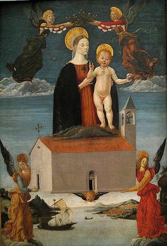 10 décembre Translation de la Sainte Maison de Lorette D3c83a9d9db312d9738bb8c52d36de46