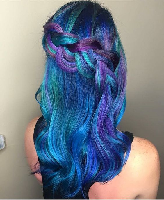 82 Unique Hair Color Ideas For Winter And Spring Beautiful Hair
