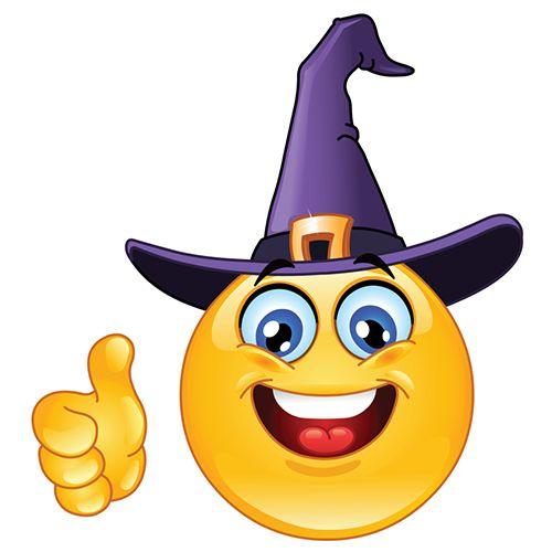 Halloween Smiley | Halloween, Facebook and Emoticon