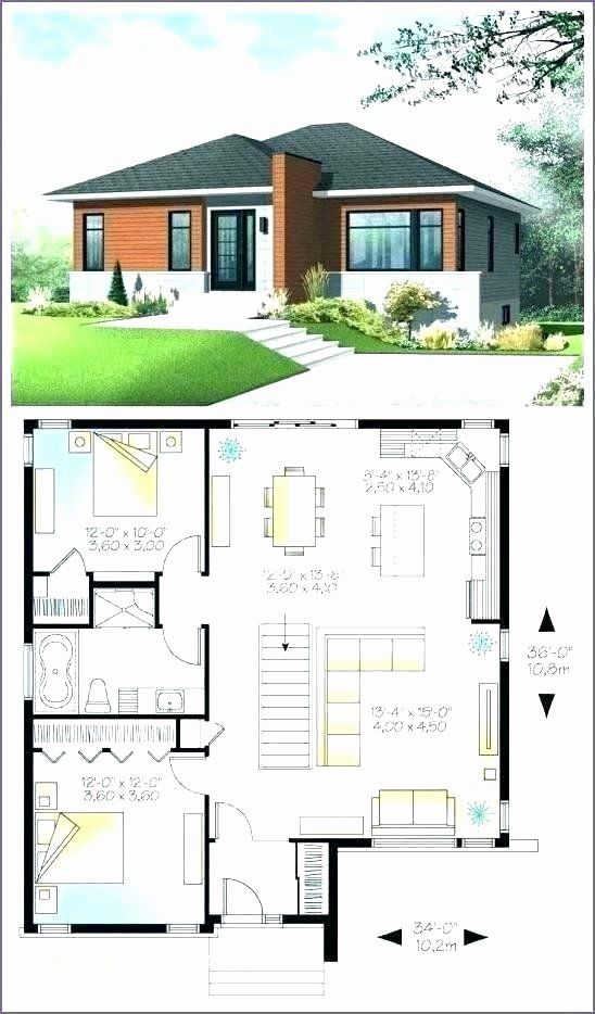 Low Budget Modern 3 Bedroom House Design Inspirational Small Modern House Plans Two Floo In 2020 Modern Bungalow House Plans Bungalow House Design Bungalow House Plans