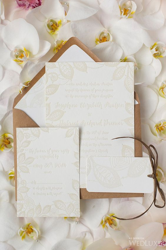 WedLuxe– Ivory Allure | Photography By: Jasalyn Thorne Photographers
