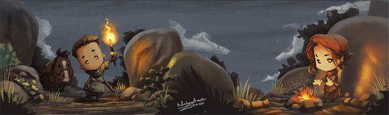 Cold night, Nabetse Zitro on ArtStation at https://www.artstation.com/artwork/cold-night-c01245f3-71f3-42e1-9c14-5497abcd1a2e