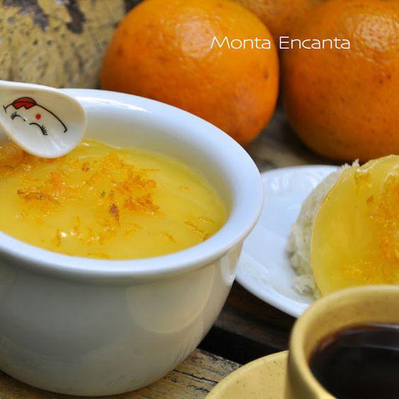 Bolo de laranja mais gostoso e mais rápido do mundo | Monta Encanta