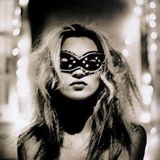 Kate Moss by Anton Corbijn