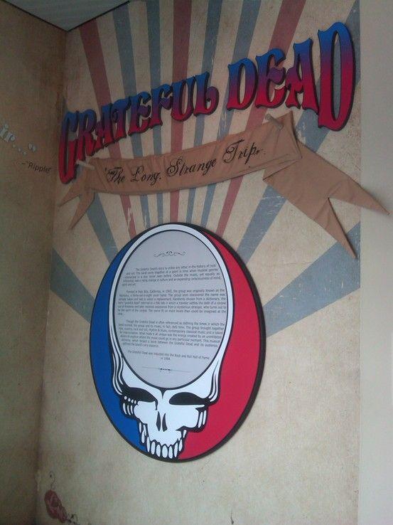 Rock Hall - Grateful Dead Exhibit