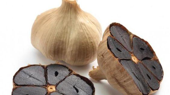 Black Garlic atau Bawang Putih Hitam Miliki Banyak Khasiat Lo