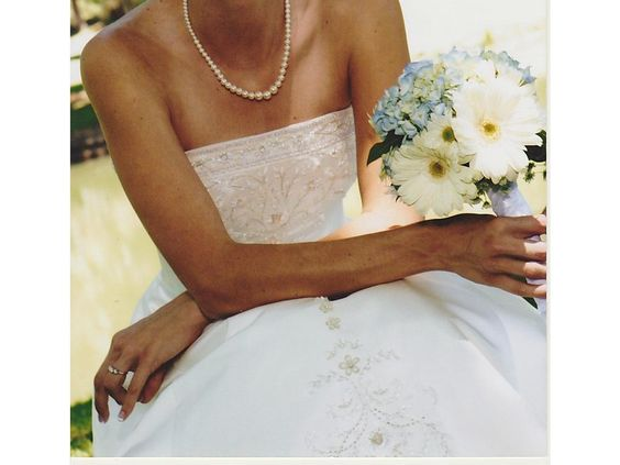 Alfred Angelo 1516 - with pearls!