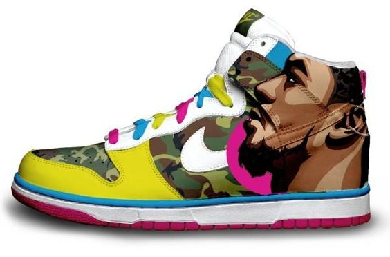 custom nikes shoes