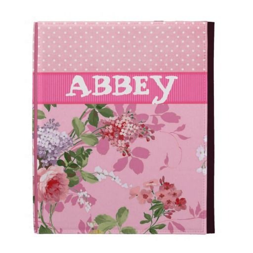 Trendy Pink Monogram Vintage Floral Polka Dots iPad Case in each seller & make purchase online for cheap. Choose the best price and best promotion as you thing Secure Checkout you can trust Buy bestReview          Trendy Pink Monogram Vintage Floral Polka Dots iPad Case Review on the...