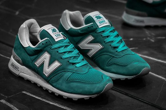NEW BALANCE 1300 Teal MADE IN USA