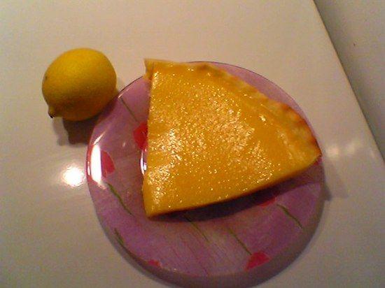 Tarte au citron rapide : la recette facile