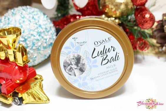 Ovale Beauty Lulur Bali