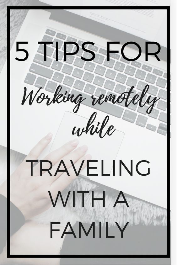 Remote Work Tips 43210
