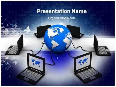 Download our state-of-the-art Network #PPT template. Make a ...