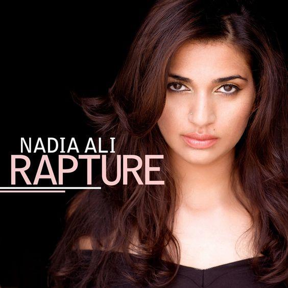 Nadia Ali – Rapture (single cover art)