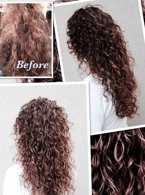 25  Curly Layered Haircuts