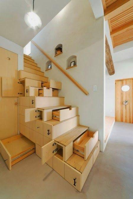 Interiores con encanto: Escaleras increíbles