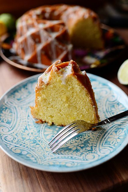 Ree Lemon Lime Pound Cake