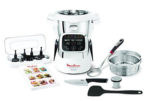 Moulinex Cuisine Companion Xlrobot De Cuisine 6programmes Robot Cuiseur Moulinex Moulinex Cuisine Companion