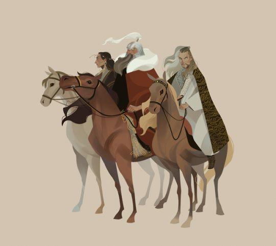 rohirrim  #my art#Illustration#Character Design#animation#fantasy illustration#lotr#lord of the rings#riders of rohan#rohan#horses#fantasy#artists on tumblr zuoji.tumblr.com