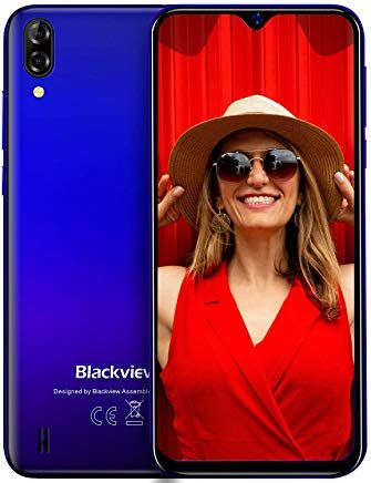 Blackview A60 2019 Smartphone Ohne Vertrag Ganstig 61 Zoll Display 4080mah Akku 13mp5mp Dual Kamera 16gb Rom 128 Gb Erweiterbar Dual Sim Android 8 1