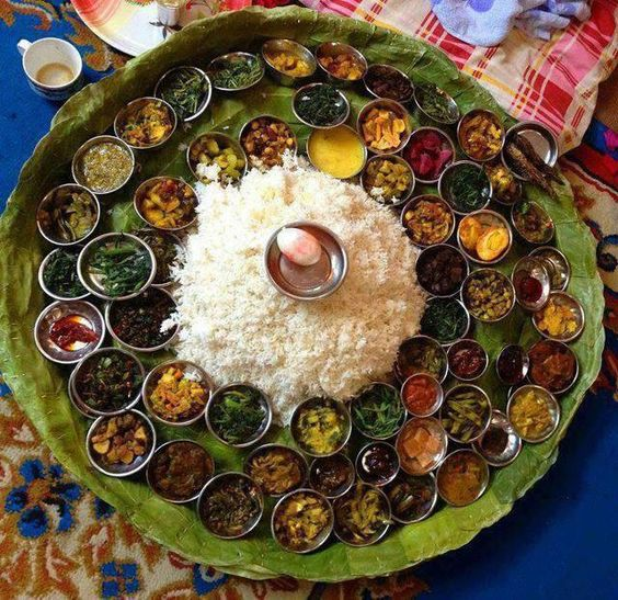 Ultimate Thali . This is an awesome treat!!!!! | Food ...