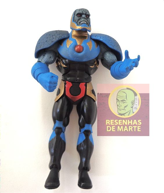 Resenhas de Marte: DC Comics Unlimited New 52 Darkseid mattel