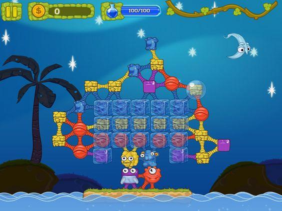 Sticky Linky - screenshot del gioco 2 #giochi #gioco