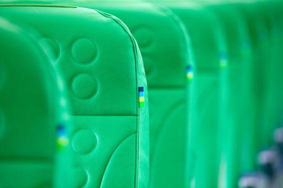 New transavia.com aircraft interior designed by The Brand Nursery