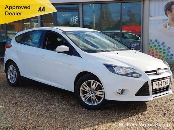 Ford Norwich Used Cars Ford Focus Norwich