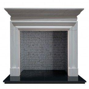 Malerba Limestone Fire Surround With Slate Grey Chamber Fireplace Pinterest Grey Slate